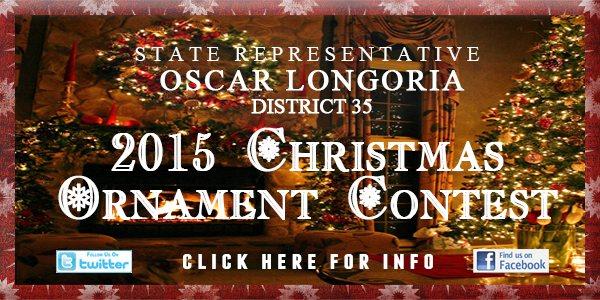 2015 Christmas Ornament Contest