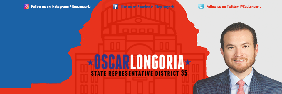 Oscar Longoria State Representative
